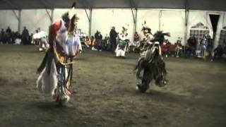Grass Dance Special in Thief River May 2012 Group 2 Song 1