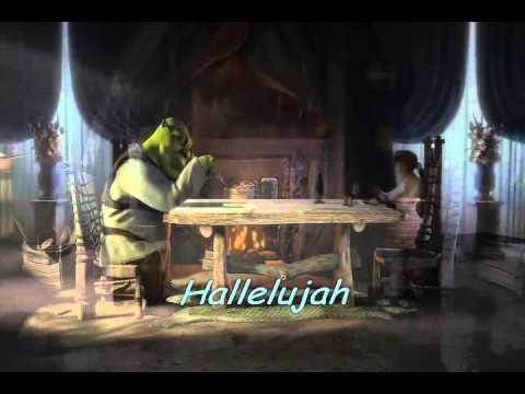 Shrek  Hallelujah Lyrics