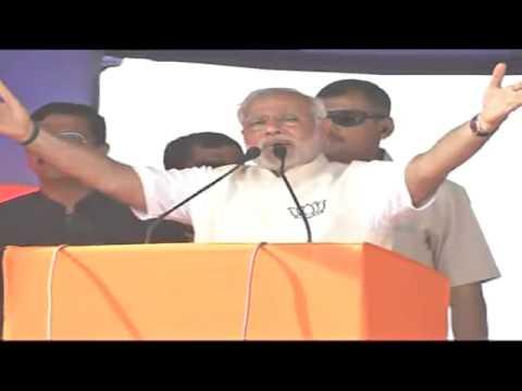 Shri Narendra Modi addresses Bharat Vijay Rally in Hajipur (Bihar) - 30th April 2014