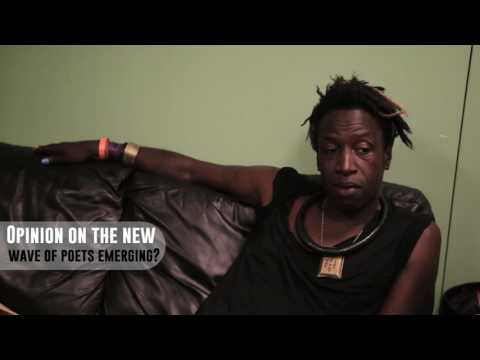 Saul Williams on Why he Writes, The Future of Poetry & Young Thug