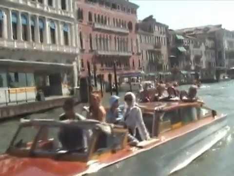 TNB's Italy: Venice, The Grand Canal
