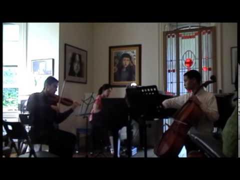 Libertango by Astor Piazzolla (Arrangement: Uwe Rossler) (Janet Wu, Piano)