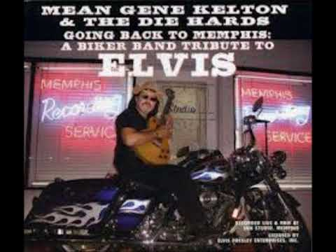 MEAN GENE KELTON (Booneville, Mississippi, U.S.A) - Baby What You Want Me To Do