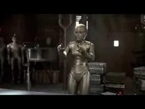 Sexy Robot Galatea