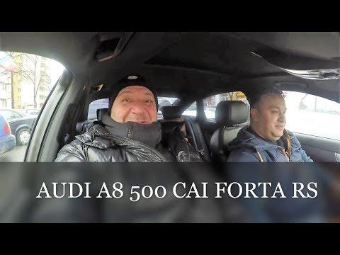 Audi A6 cu 370 de cai tineri inhamati 👍