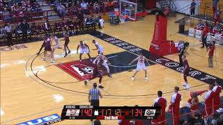 #GrizHoops at Eastern Washington Highlights