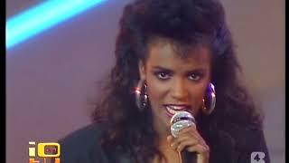 Tracy Spencer - Run to me (Azzurro '86)