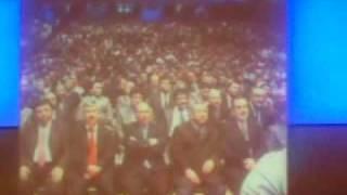 Milli Görüş 40.yıl Etkinlikleri Duisburg Necmeddın Erbakan Konuşma Part 1