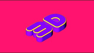 3D Text in After Effects - After Effects Tutorial - Cinema 4D Lite Tutorial - 3D Text in C4D Lite