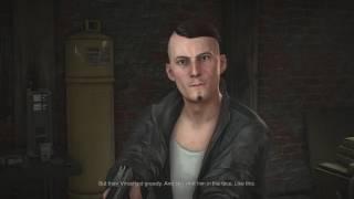 Deus Ex: Mankind Divided - Fade To Black: Vlasta Intro (Killed Vince) Dialogue Choices & Shootout