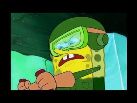Mehr Energie Spongebob