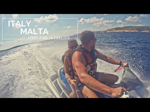 M&Travels | ITALY | MALTA | Travel video | Summer 2017 | First time is forever