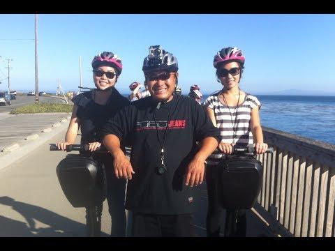 Santa Cruz Segway Tour (September 9th, 2012)