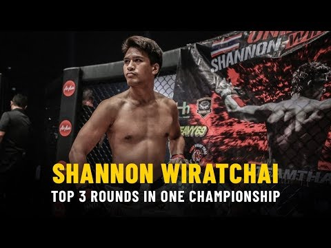 ONE Highlights | Shannon Wiratchai's Top 3 Rounds