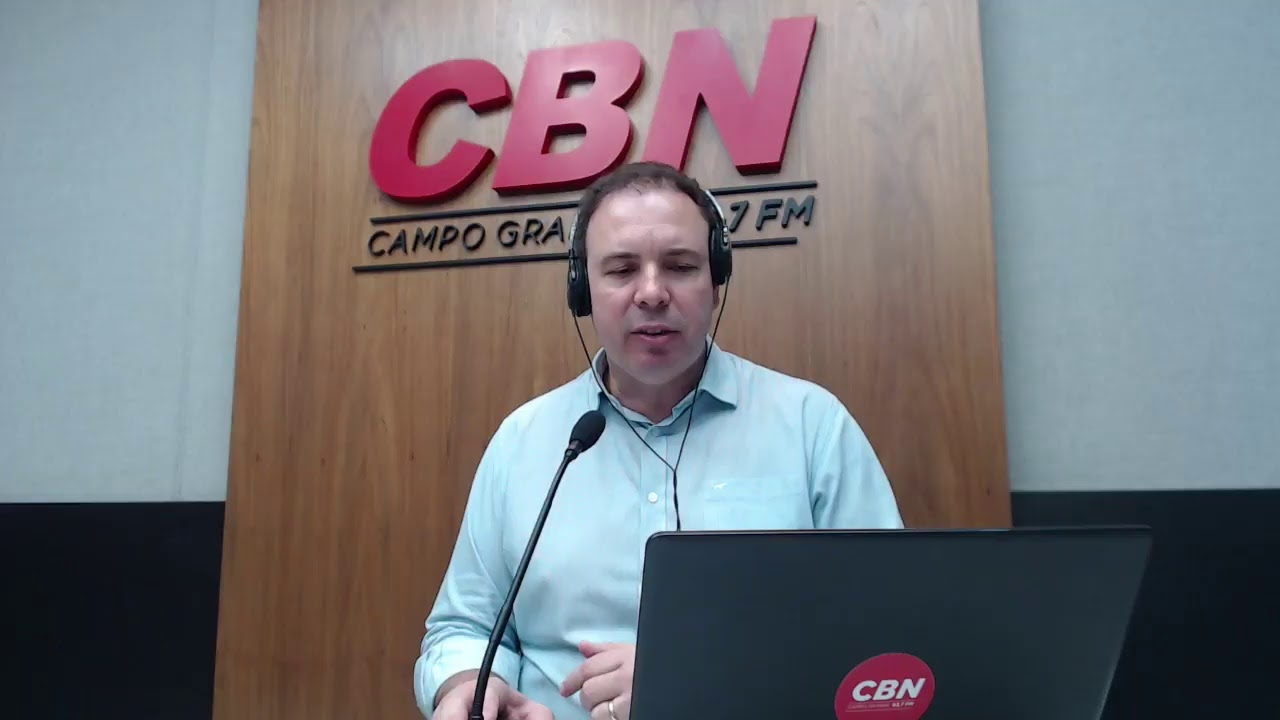 CBN Campo Grande (23/10/2020) - com Ginez Cesar