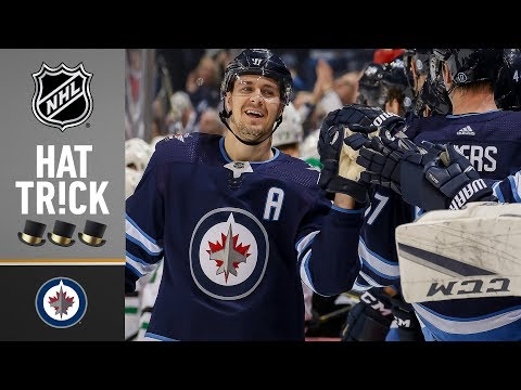 Mark Scheifele collects his second career hat trick