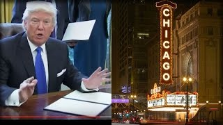 NO MORE MR NICE DONALD! TRUMP JUST ISSUED AN ULTIMATUM FOR CHICAGO THAT WILL SAVE THE CITY