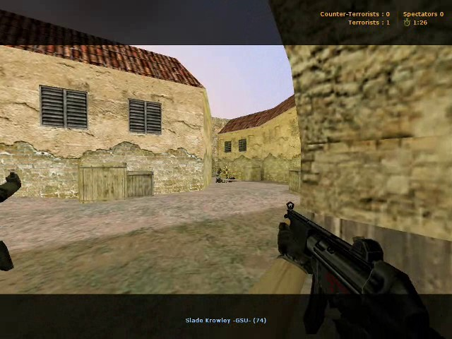 Cs 1.6 Slade Mp5 Pug 11/7/2016
