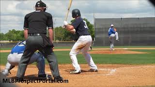 Travis Bergen - Full RAW Video - 2018 MiLB ST