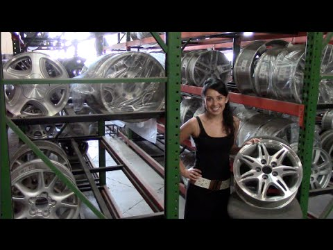 Factory Original Acura TSX Rims OEM Acura TSX Wheels - Acura factory rims