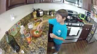 Baking Perch And Rockfish W/ Jayhyuk (ethan)