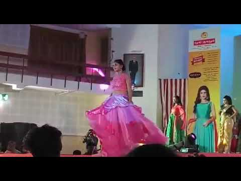 Fashion show at inox Mall Madurai (Live Performance)