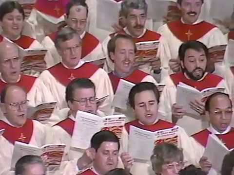 Christmas Concert - Lake Avenue Church, Pasadena, CA - December 13, 1987