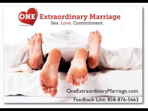 030: Sex In The Bedroom -- ONE Extraordinary Marriage