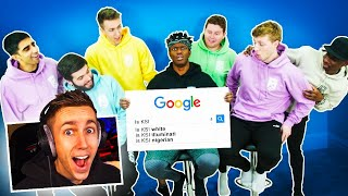 How the Sidemen have changed...