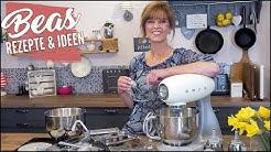 SMEG Küchenmaschine SMF01 und Zubehör Sets
