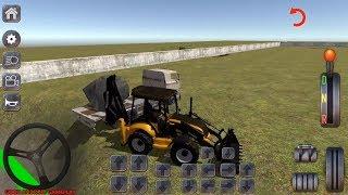 Excavator Simulator Backhoe Loader Dozer #4 - PRO DRIVER Exacavator | Android GamePlay FHD
