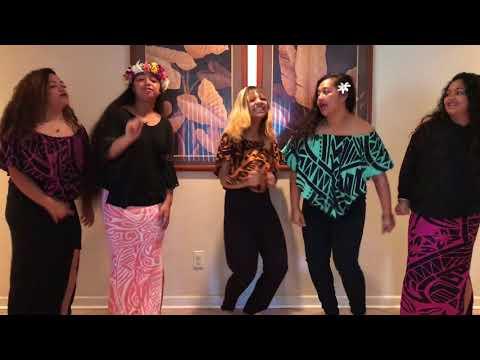 The Tonga Sisters Fetty Wap Mash Up
