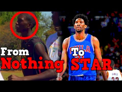From NOTHING to NBA STAR? The Story of Joel Embiid