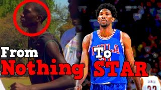 Video From NOTHING to NBA STAR? The Story of Joel Embiid download MP3, 3GP, MP4, WEBM, AVI, FLV Juli 2018