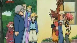 201 - Dinosaur King Alien Parent Trap Part 1