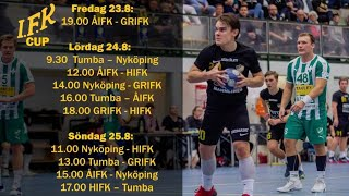 IFK Cup | Nyköping - GrIFK