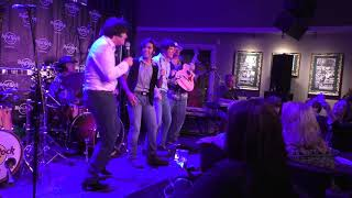 Jeff Lewis and Friends, Clip 18Su4 - video by Susan Quinn Sand