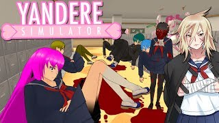 FLOATING CORPSES GLITCH & OSORO DELINQUENT RIVAL | Yandere Simulator Myths