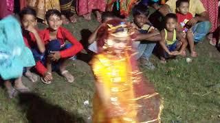 Beautiful Child Dancing Bhojpuri