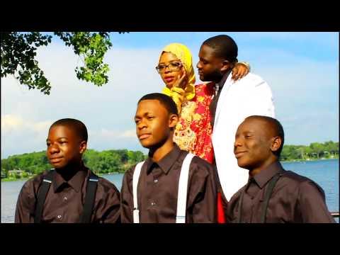 Kanyusa Studio:Nikah Of Amina Jeylani & Aweso Omari In Grandrapids MI