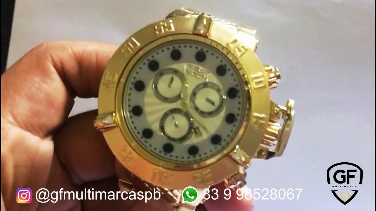 46c17544029 Relógios Invicta - O melhor preço do Brasil