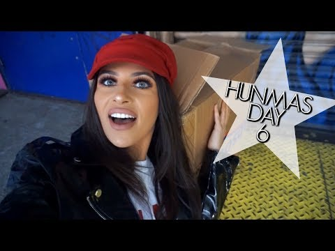 MOST EXCITING DAY OF MY LIFE | HUNMAS & GIVEAWAY #6