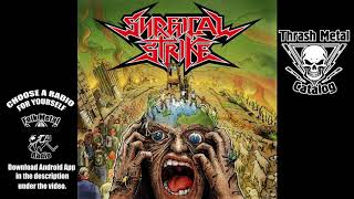 """Surgical Strike   """"Part of a Sick World"""" (Full Album - 2020)(Germany)"""