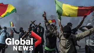 Senegal protests escalate following detention of opposition leader Sonko