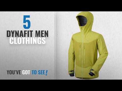 Top 10 Dynafit Men Clothings [ Winter 2018 ]: Dynafit Men's Yotei Gore-Tex Jacket, Citro, Large