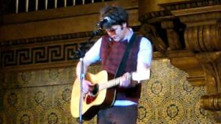 Matt Nathanson - All That You Have Is Your Soul (Tracy Chapman cover)
