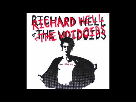 Richard Helland and the Voidoids -  Blank Generation -  Lyrics