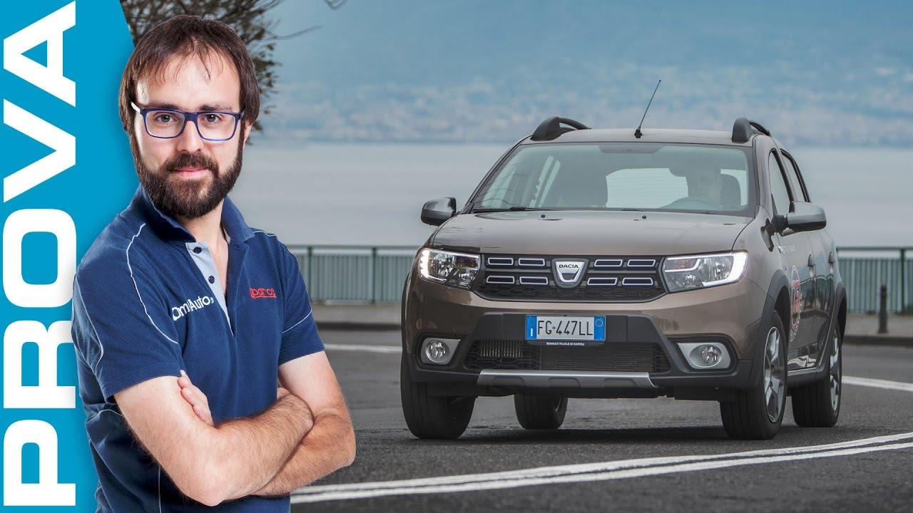 Dacia Sandero Stepway | La prova sulle strade di Napoli