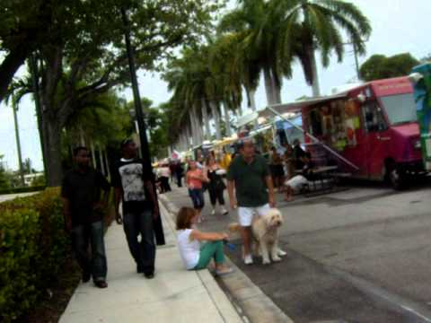 North Miami Food Truck Rally