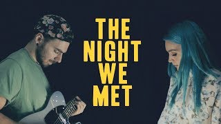 Lord Huron - The Night We Met (FLYGHTS Cover)